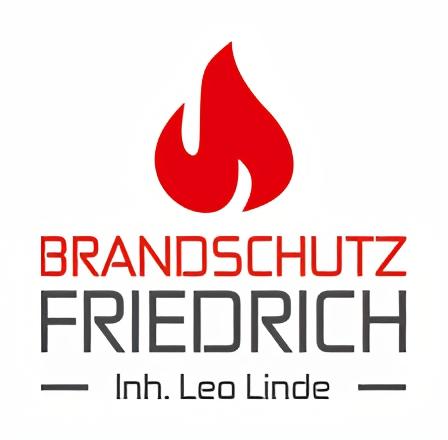 Brandschutz Friedrich - Logo